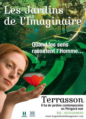 Jardin les jardins de l 39 imaginaire terrasson lavilledieu - Les jardins de l imaginaire a terrasson ...