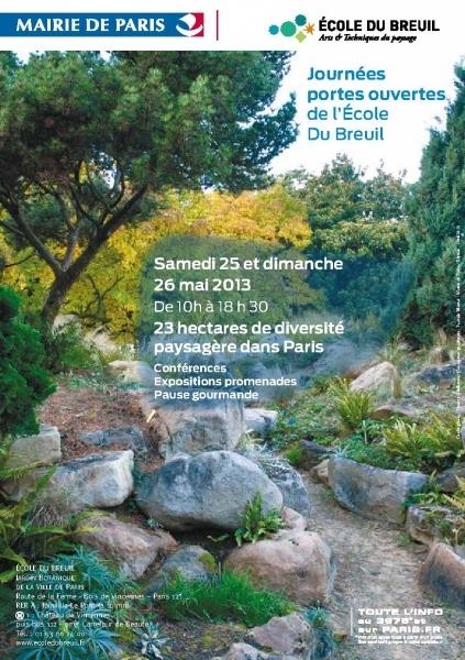 jardin arboretum de l 39 ecole du breuil paris. Black Bedroom Furniture Sets. Home Design Ideas