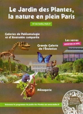 Jardin jardin des plantes paris - Le jardin des plantes paris ...