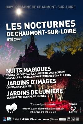 Jardin parc du ch teau de chaumont chaumont sur loire - Jardins chaumont sur loire ...