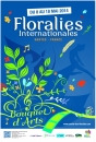- Floralies internationales : bouquet d'arts - 2014  - 1330