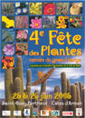 #C12# -  4e fête des plantes venues du grand large : Mexique - 2005