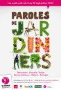 - Paroles de jardiniers - 2012  - 1047