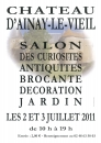 - Salon des curiosit�s antiquit�s brocante d�coration jardin - 2011  - 927
