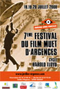 - 7e Festival du film muet d'Argences, Jardins sans paroles :