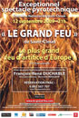 #A118# -  Domaine national de Saint-Cloud - 'Le grand feu' de Saint-Cloud, le plus grand feu d'artifice d'Europe !  - 2009