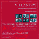 - Touraine, jardin de sant� et p�pini�res de savants  - 2009  - 330